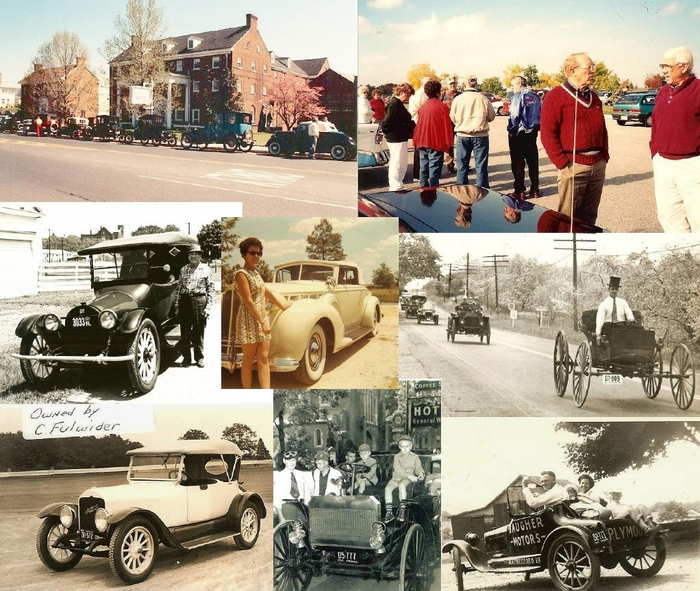 Montage of Old Region Pictures