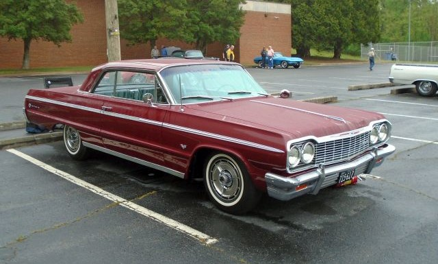 Image-1964 Chevrolet Impala