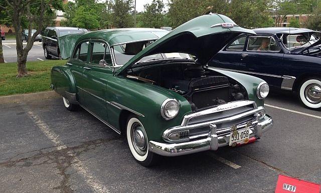 Imahe - 1951 Chevrolet.