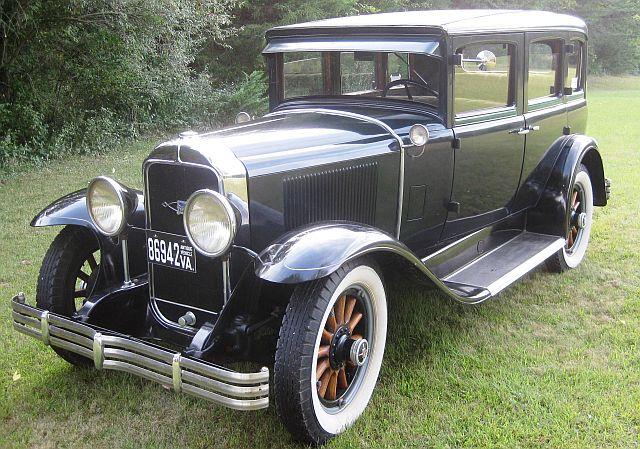 1929 Buick - Todd Smith